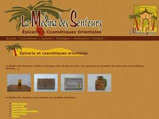 La médina des senteurs : produits orientales