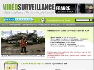 Video Surveillance France, solution de vidéo surveillance