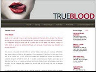 True Blood, la série tv sur les vampires
