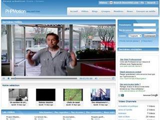 BoostVid, partage et diffusion de vidéos