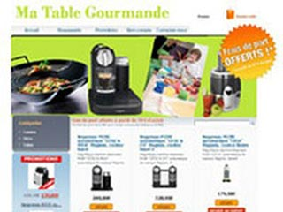 Ma Table Gourmande : cuisine, électroménager