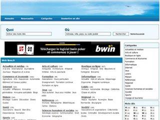 Web-liens, annuaire gratuit de liens en dur
