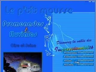 Le p'titmousse : Promenades fluviales