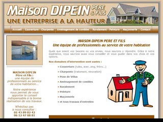 Maison Dipein : Rénovation et construction