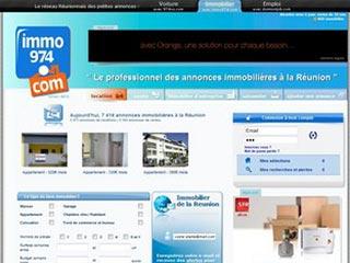 Immo 974: Annonces immobilières à la Réunion