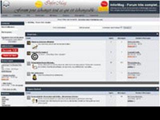 InforMag | Forum très complet