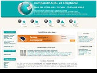 Comparatif ADSL