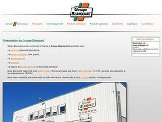 Blanquart Transports, transport national et international