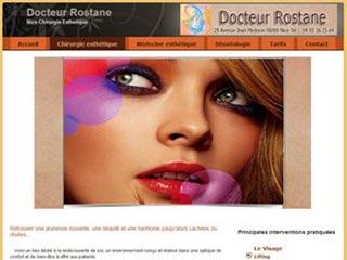 Docteur Rostane, docteur en chirurgie esthétique