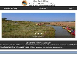 Island Kayak Oléron, Balades et randonnées en kayak de mer