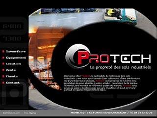 Protech proprete, société de nettoyage en Rhône-Alpes