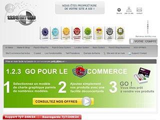 123Startweb, Création site internet tout inclus sur Lyon