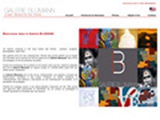 Galerie d'art Blumann, marchand d'art contemporain