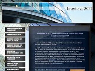 Investir en SCPI, le site indépendant sur la SCPI