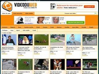 Video du web : De la video humour à trash