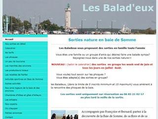 Les Balad'eux en baie de Somme, rencontre avec les phoques