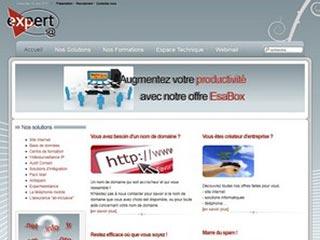 Expert SA, créateur de sites Internet à votre image