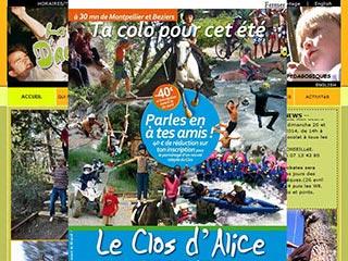 parc aventure : la forêt d'acrobates