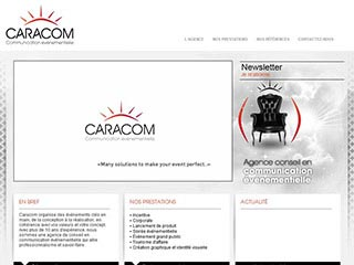 Caracom, l'agence de communication événementielle à Lille