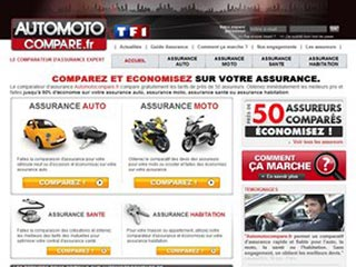 Automotocompare, comparateur d'assurances