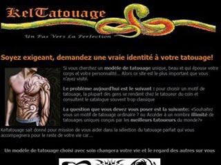 Keltatouage, tatouage dessins et motifs de tattoos