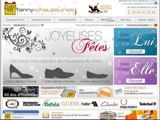 Fanny Chaussures, nouveau chausseur du web