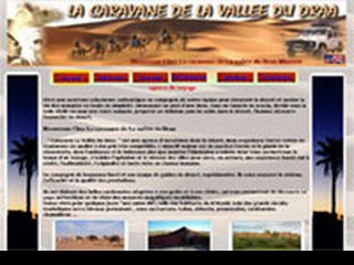 La caravane de la vallée du Draa, circuit maroc