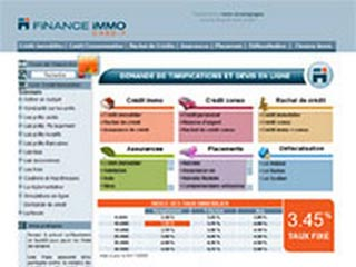 Finance Immo, credit immobilier