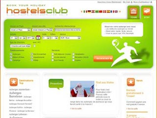 Hostelsclub : Hôtels et hébergements bon marché
