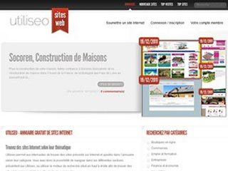 Utiliseo, un nouvel annuaire de sites Internet