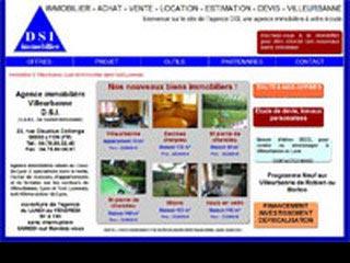 DSI Immobilier - Agence immobilière à Villeurbanne-Lyon