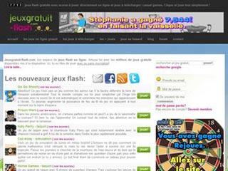 Jeux Gratuits Flash, espace de jeux flash en ligne