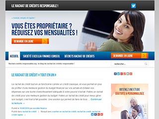 Rachat de Crédits Responsable, le site des consommateurs français