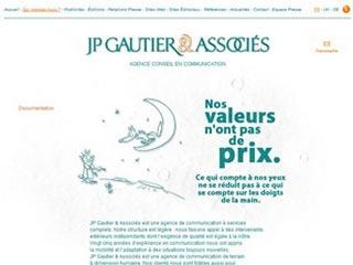 JP Gautier et Associés, agence conseil en communication