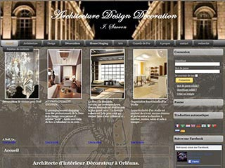Architecte d'intérieur et décorateur à Orléans
