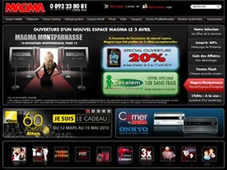 Magma : Hi-Fi,  LCD,  Home Cinema, Multimedia