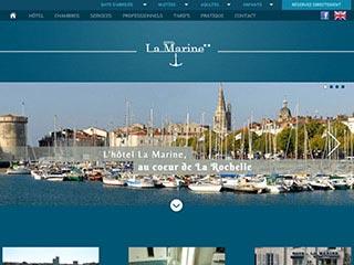 Hôtel moderne et design à La Rochelle
