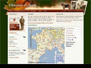 Chasseur d'Antan, gestion des associaitons de chasse