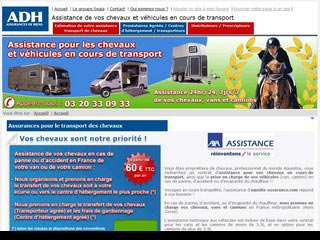 Assurance Equidia : Assurance chevaux, van, camion