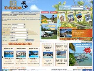 Mer Evasion, réservation et location séjour à la mer