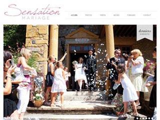 Sensation Mariage, photos et vidéos de mariage