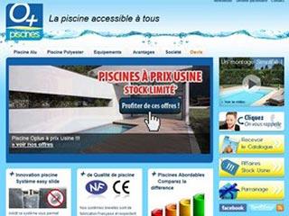 Piscines Oplus, fabricant de piscine en kit sur Carcassonne