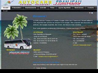 Autocars Franjeau