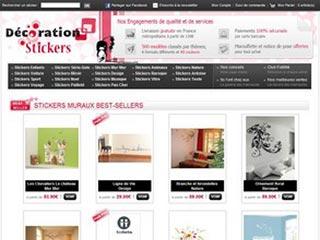 Décoration Stickers : Stickers muraux pour interieur