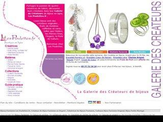Les Poulettes : Créateurs de bijoux fantaisie