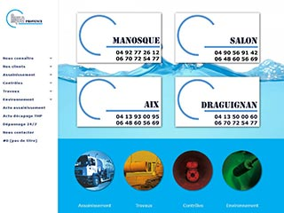 Aquaprovence Assainissement Aix-en-Provence