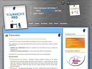 Demenagement d'archives Paris tourne-et-vis-pro