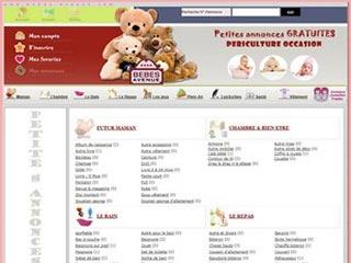 Bébés Avenue : Petites annonces de puericulture