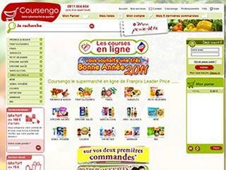 Coursengo, le Supermarché hard discount en ligne