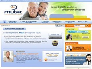 Mutac, mutuelle spécialisée dans l'assistance obsèques